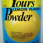 Yours Lemon Powder best